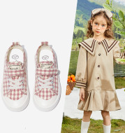 Girls' Sneakers Spring And Autumn New Styles