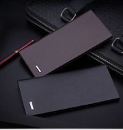 Men's Wallet Long Ultra-thin Card Holder