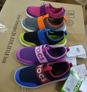 Children's Sports Shoes Mountain Dew Straps Boys and Girls Contrast Color Breathable Lightweight Shoes