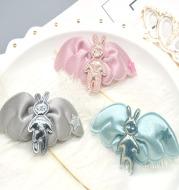 Children's Hair Accessories Hairpin Big Bow Hair Tie Baby Hairpin