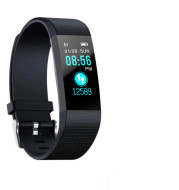 Smart Bracelet For Measuring Heart Rate And Blood Pressure. Waterproof Sports Watch For Male And Female Students Is Suitable For Mobile Phones Such As Huawei NOVA Glory