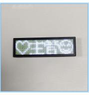 Work Badge, Brooch, Character Display, Luminous Driving License
