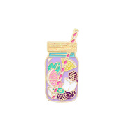 Foreign Trade Cartoon Creative Glass Bottle Modeling Jewelry