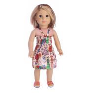 New 18 Inch American Girl Doll Dress American Girl Skirt Suit