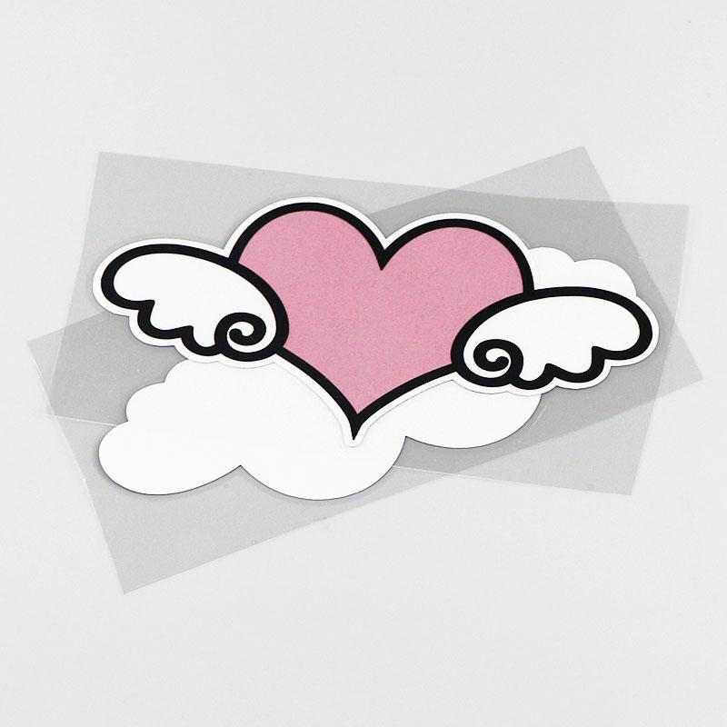 Sticker ailes d'ange