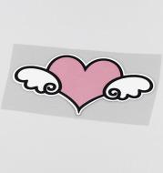 Angel Wings Car Sticker Body Reflective Sticker