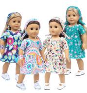 Summer Innovative American Girl Doll Celebrity Skirt