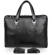 Gentleman Style Leather Men's Bags Business Bag Briefcases Men's Handbags Atmospheric And Stable Handbags