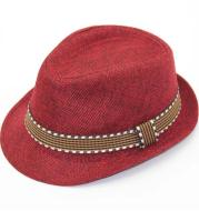 Hat Men's Sun Hat Spring And Summer Casual Fashion Jazz Hat Top Hat Outdoor Outing Beach Hat Gentleman Hat