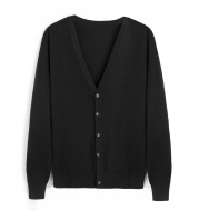 Casual Sweater Men's Knitted Jacket Youth