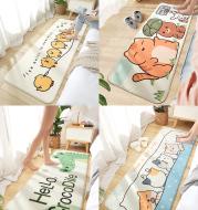Bedroom Home Living Room Cushion Carpet Plush Floor Mat Under Bed