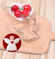 Stainless Steel Biscuit Mold, Baby Theme, Cookie Dough And Steamed Bun Utting Mold