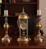 Nordic Home Furnishings Pendulum Clock Ornaments