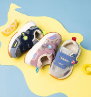 Yonggaoren Children's Shoes Wholesale Summer Single Mesh Hollow Baby Shoes For Boys And Girls Casual Children's Sports Shoes