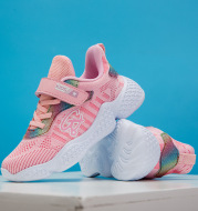 Flying Woven Mesh girl Sneakers