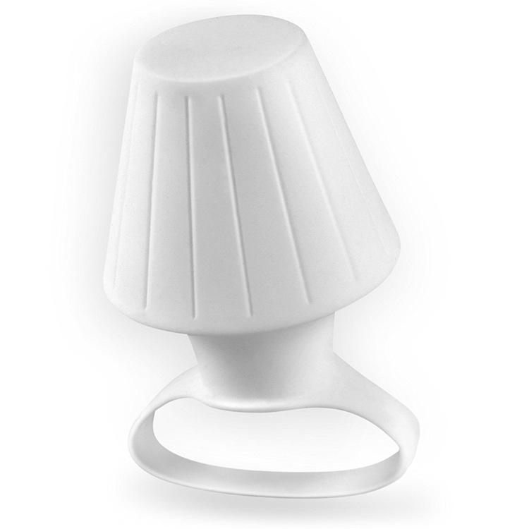 Creative Silicone Portable Mobile Phone Flash Lamp Shade