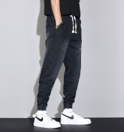 Casual Pants New Simple Trend Fashion Handsome Straight