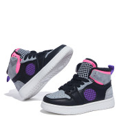 Elementary School Sports Shoes Plus Cashmere Cotton Shoes