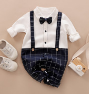 Spring And Autumn Cross Border 2021 One Piece BABY BODYSUIT