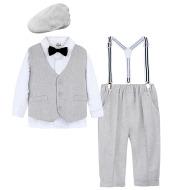 Male Baby British Style Gentleman Suit