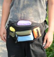 Men's Personal Mobile Phone Waist Bag Waist Bag Outdoor Sports Waist Bag