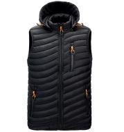 Hot Sale Cross-Border E-Commerce New Hooded Cotton Vest Jacket