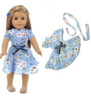 Fake Suspenders Doll Clothes