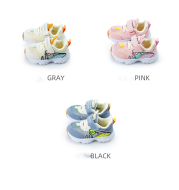 Summer New 1-2 Years Old Baby Sports Shoes Baby Functional Shoes Men and Women Mesh Breathable Children's Shoes