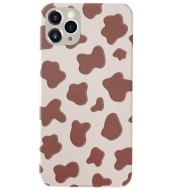 Simple Ins Cow Pattern IPhone Case