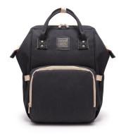 2021 Fashion Japanese Mommy Bag Multifunctional Large Capacity Baby Bottle Backpack Diaper Backpack