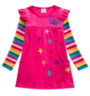 New Autumn And Winter Sequined Children's Girl Dress