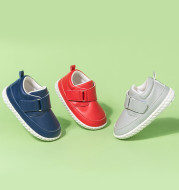 Spring And Autumn 1-2 Years Old Baby Toddler Shoes Soft Sole Men's And Women's Non-Slip Baby Shoes Children's Shoes