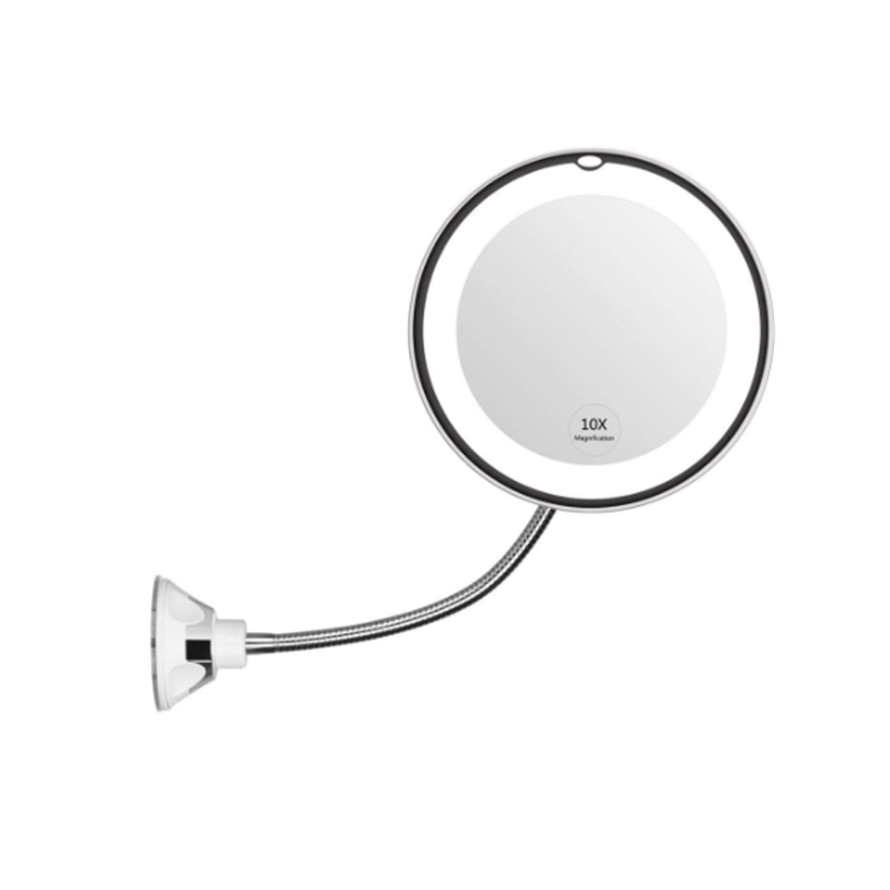 Flexible Gooseneck Makeup Mirror 8