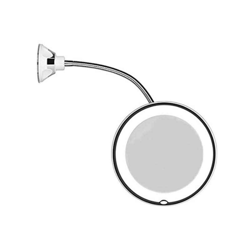 Flexible Gooseneck Makeup Mirror 10