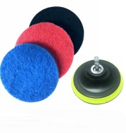Electric Scouring Pad, Electric Cleaning Brush, Floor Tile Cleaning Artifact