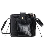 New Texture Bucket Bag Women All-Match