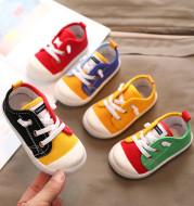 Kindergarten Indoor Shoes Baby Cloth Shoes Children Canvas Shoes