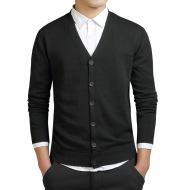 Long Sleeve Cardigan Casual V-Neck Sweater