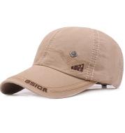 Cotton Baseball Cap Youth Sun Hat