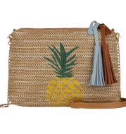 Pineapple Beach All-match One Shoulder Messenger Bag
