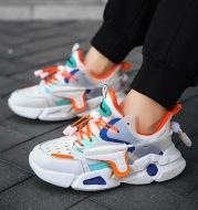 Children's Breathable Mesh Shoes