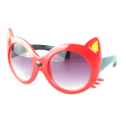 Fashion Cat Eye Children Sunglasses Gradient Color