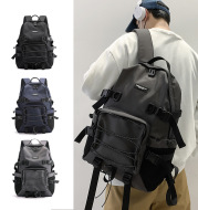 Trendy Fashion Personality Travel Backpack Outdoor Anti-theft Backpack