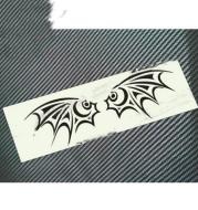 Car Sticker Garland Angel Wings Sticker