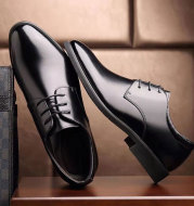 Mazefeng Men Leather Shoes Casual Top Quality Oxfords Men Genuine Leather Dress Shoes Business Formal Shoe Plus Size Wedding 44