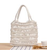 Female Sensual Straw Bag Beach Bag