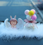 Resin Ornaments Car Aromatherapy Lasting