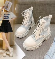 2021 New Apring And Summer Thin Net Boots