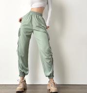 Sweatpants Women's Corset Harem Pants Quick Drying
