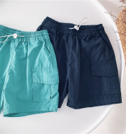 2020 Summer New Boys Workwear Casual Shorts Children's 5 Points Pants